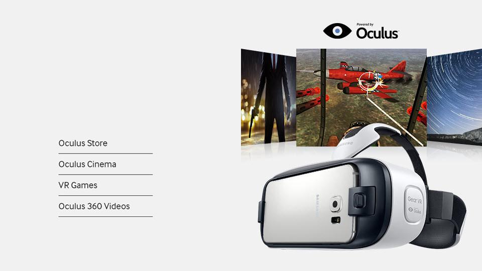 Контент Gear VR