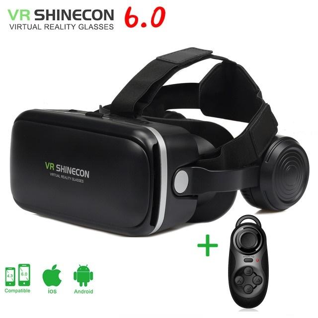 Приобрести очки VR-shinecon 6