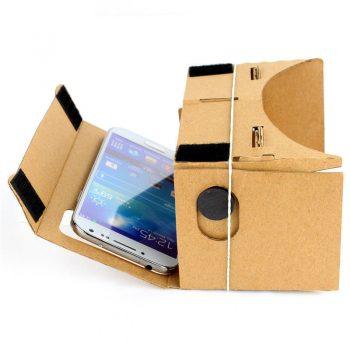 Google Cardboard в розницу и оптом