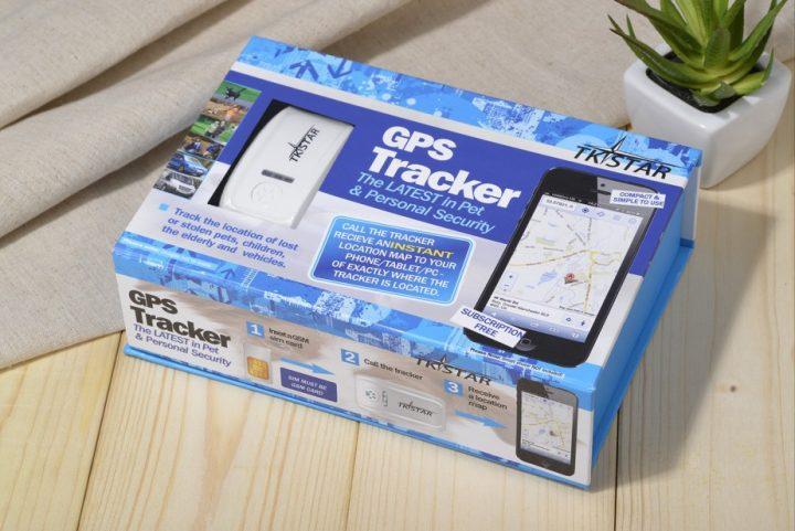 GPS ошейник-трекер TKStar