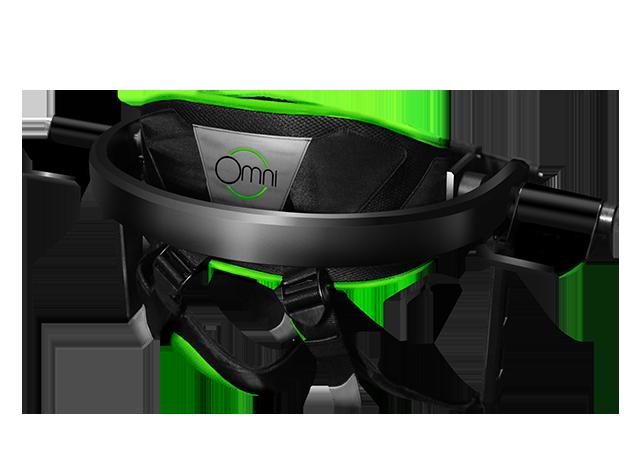 Virtuix omni - беговая платформа VR