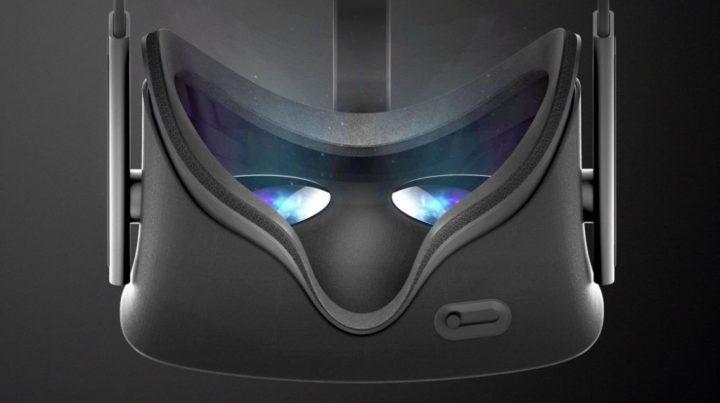 Oculus Rift 2016 (CV1) пользовательская версия