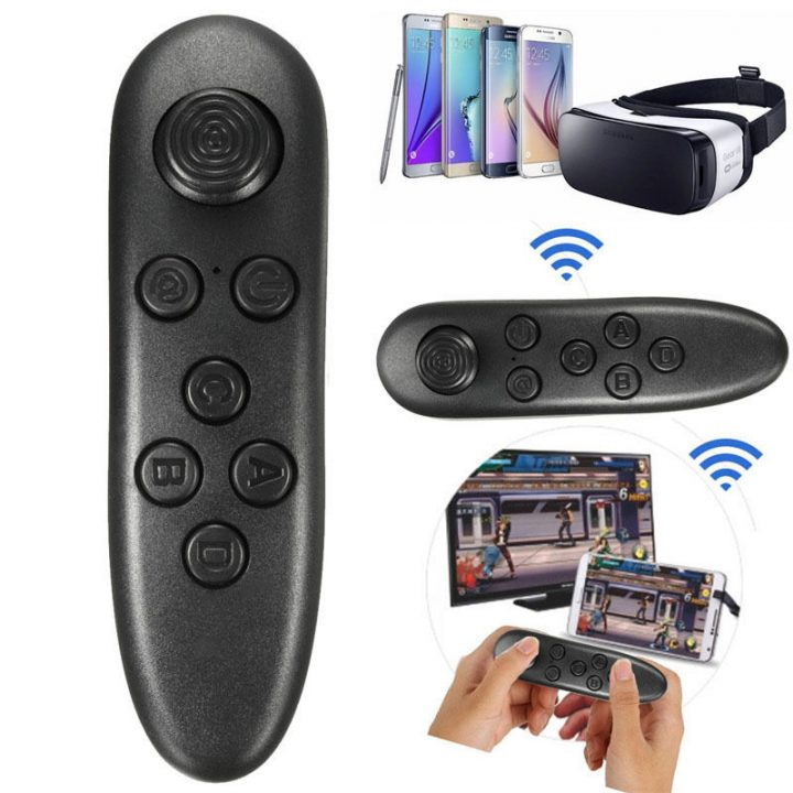 Мини Геймпад для телефона, Bluetooth Gamepad VR BOX