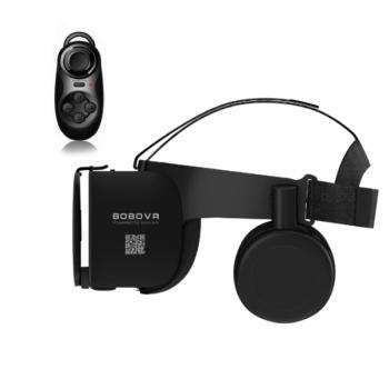 Очки виртуальной реальности BOBOVR Z6 Bluetooth с беспроводными наушниками для смартфона